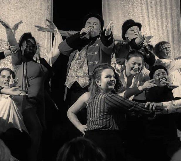 P.R.O.-Y.O.U. e.V. Das Musicalprojekt für Jedermann